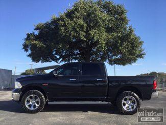2016 Dodge Ram 1500 Crew Cab SLT Lone Star 3.0L EcoDiesel 4X4 | American Auto Brokers San Antonio, TX in San Antonio Texas