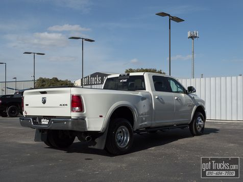 2016 Dodge Ram 3500 Crew Cab Laramie 6.7L Cummins Turbo Diesel 4X4 | American Auto Brokers San Antonio, TX in San Antonio, Texas