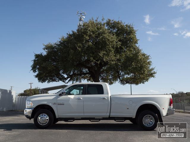 2016 Dodge Ram 3500 Crew Cab Laramie 6.7L Cummins Turbo Diesel 4X4 | American Auto Brokers San Antonio, TX in San Antonio Texas