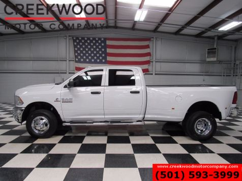 2016 Dodge Ram 3500 Tradesman SLT 4x4 Diesel Dually White 1 Owner in Searcy, AR