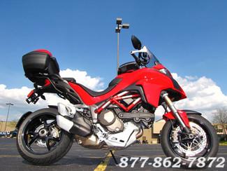 2016 Ducati MULTISTRADA 1200 S 1200 S McHenry, Illinois