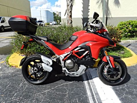 2016 Ducati Multistrada S 1200 ONLY 452 MILES! Factory Warranty in Hollywood, Florida