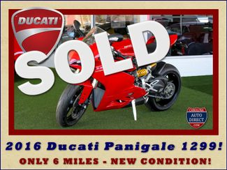 2016 Ducati Panigale 1299 - ONLY 6 MILES - NEW CONDITION! Mooresville , NC