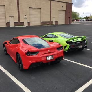 2016 Ferrari 488 GTB Scottsdale, Arizona 45