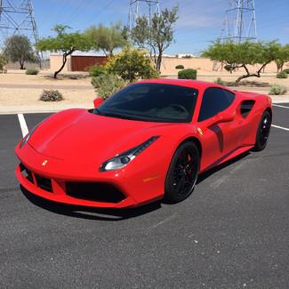 2016 Ferrari 488 GTB Scottsdale, Arizona