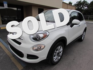 2016 Fiat 500X in Clearwater Florida