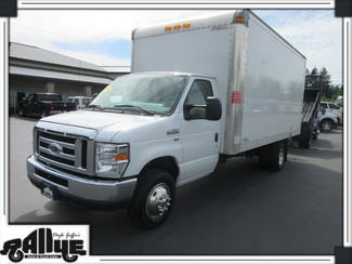 2016 Ford E-450 CUBE VAN 16FT Burlington, WA
