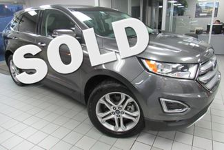 2016 Ford Edge Titanium W/ NAVIGATION SYSTEM/ BACK UP CAM Chicago, Illinois
