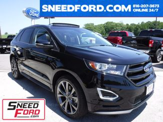2016 Ford Edge Sport AWD in Gower Missouri