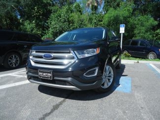2016 Ford Edge SEL AWD LEATHER SEFFNER, Florida 4