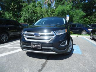 2016 Ford Edge SEL AWD LEATHER SEFFNER, Florida 5
