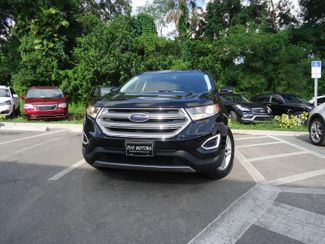 2016 Ford Edge SEL AWD. LEATHER SEFFNER, Florida 5