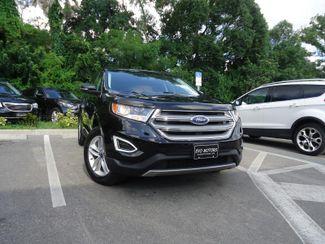 2016 Ford Edge SEL AWD. LEATHER SEFFNER, Florida 6