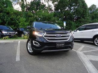 2016 Ford Edge SEL AWD. LEATHER SEFFNER, Florida 7