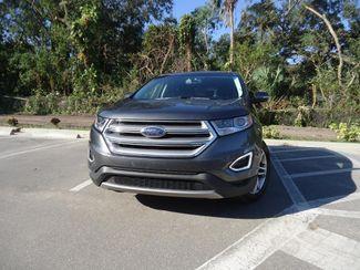 2016 Ford Edge Titanium SEFFNER, Florida 6