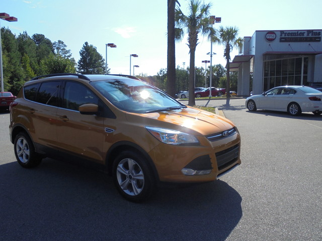 2016 ford escape se columbia south carolina premier