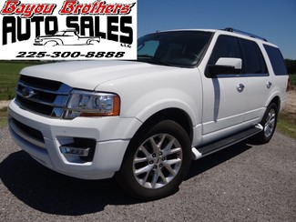 2016 Ford Expedition Limited Port Allen, LA