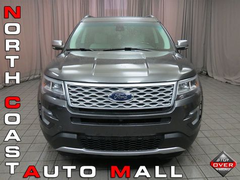 2016 Ford Explorer Platinum in Akron, OH