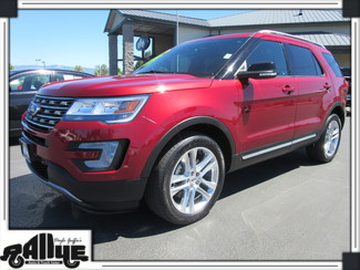 2016 Ford Explorer 4WD XLT **LEATHER*NAVIGATION** Burlington, WA