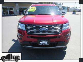 2016 Ford Explorer XLT **LEATHER*NAVIGATION** Burlington, WA