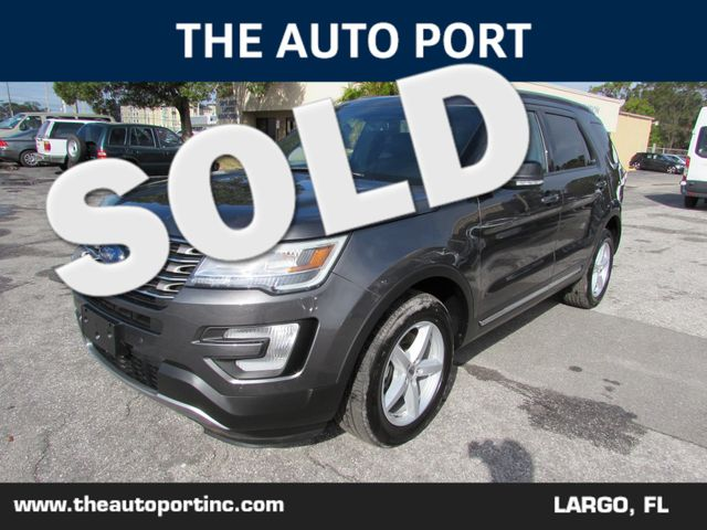 2016 Ford Explorer XLT 4X4 | Clearwater, Florida | The Auto Port Inc in Clearwater Florida