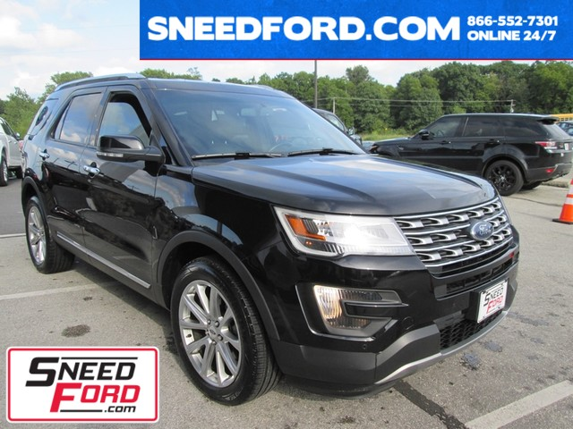 2017 Ford Explorer New $