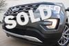 2016 Ford Explorer Limited   NAVIGATION- REAR CAM-BT MEDIA-MINT CONDITION! Dallas, Texas