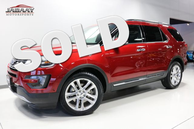 2016 Ford Explorer Limited Merrillville, Indiana 0