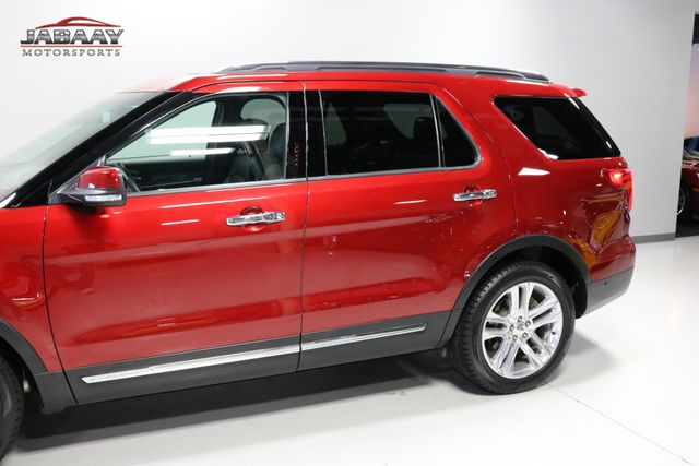 2016 Ford Explorer Limited Merrillville, Indiana 39