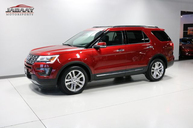 2016 Ford Explorer Limited Merrillville, Indiana 40