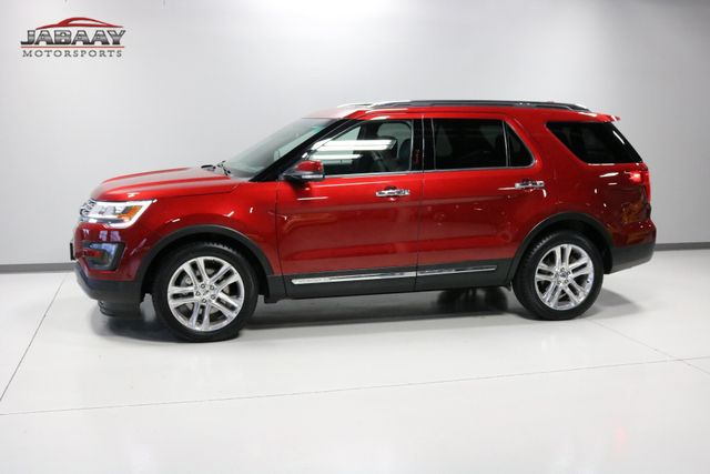 2016 Ford Explorer Limited Merrillville, Indiana 41