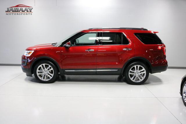 2016 Ford Explorer Limited Merrillville, Indiana 42