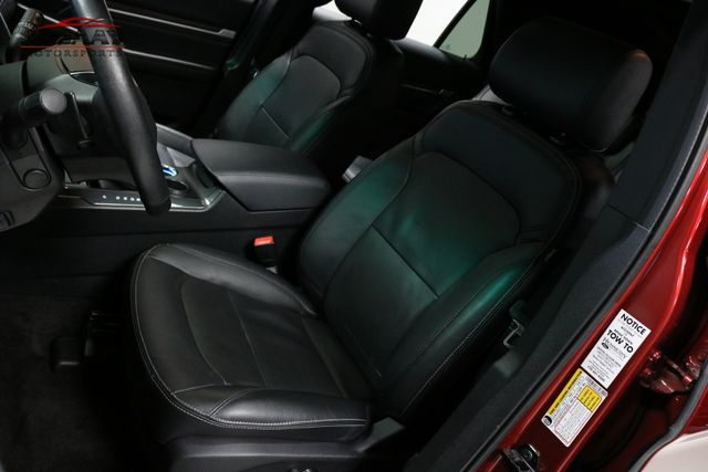 2016 Ford Explorer Limited Merrillville, Indiana 11