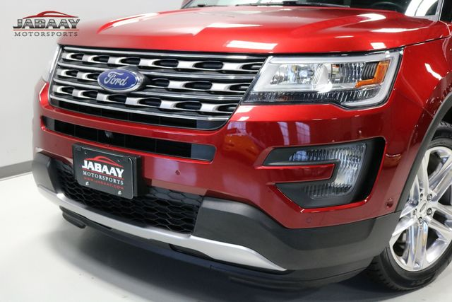 2016 Ford Explorer Limited Merrillville, Indiana 35