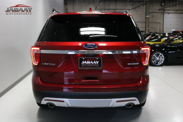 2016 Ford Explorer Limited Merrillville, Indiana 3