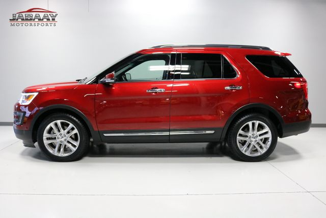 2016 Ford Explorer Limited Merrillville, Indiana 1