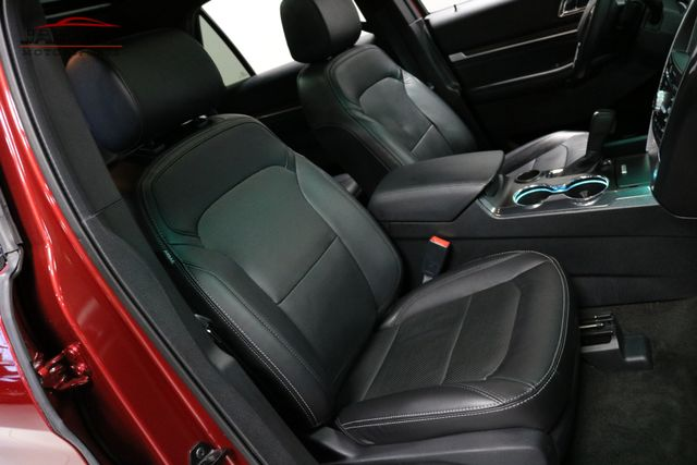 2016 Ford Explorer Limited Merrillville, Indiana 17