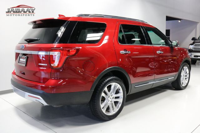 2016 Ford Explorer Limited Merrillville, Indiana 4