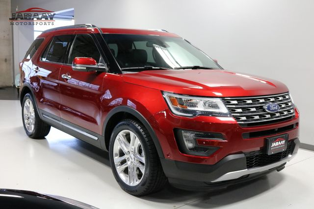 2016 Ford Explorer Limited Merrillville, Indiana 6