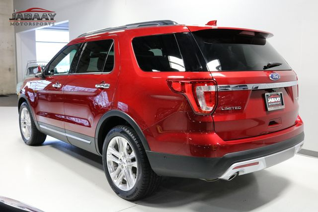 2016 Ford Explorer Limited Merrillville, Indiana 2