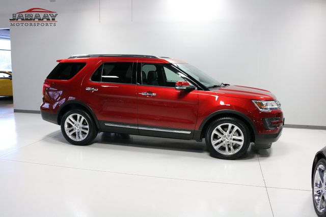 2016 Ford Explorer Limited Merrillville, Indiana 49