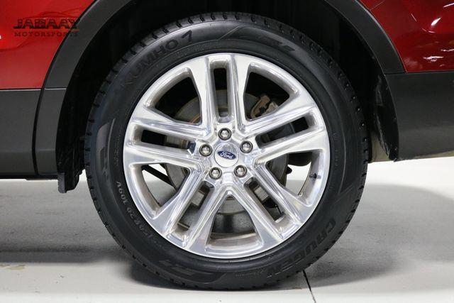 2016 Ford Explorer Limited Merrillville, Indiana 51