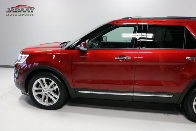 2016 Ford Explorer Limited Merrillville, Indiana 38