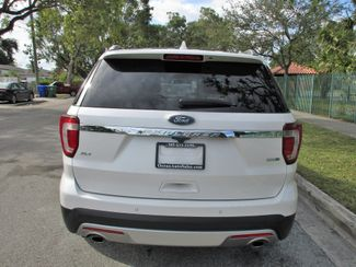 2016 Ford Explorer XLT Miami, Florida 3