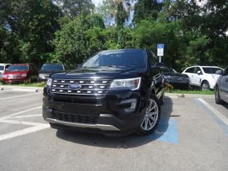 2016 Ford Explorer Limited. PANORAMIC. NAVIGATION. AIR COOLED SEATS SEFFNER, Florida