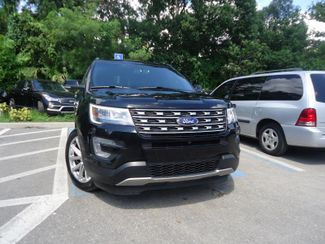 2016 Ford Explorer Limited. PANORAMIC. NAVIGATION. AIR COOLED SEATS SEFFNER, Florida 8
