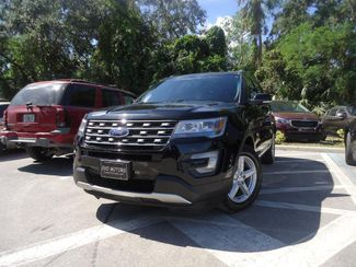 2016 Ford Explorer XLT 4WD LEATHER. PANORAMIC. PWR TAILGATE SEFFNER, Florida