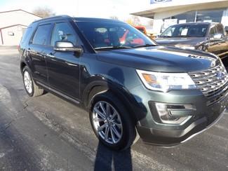 2016 Ford Explorer Limited Warsaw, Missouri 11
