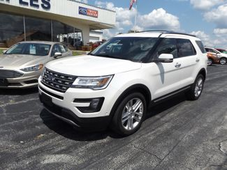 2016 Ford Explorer Limited Warsaw, Missouri 1