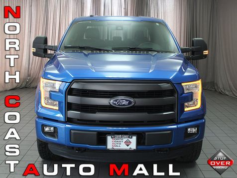 2016 Ford F-150 Lariat in Akron, OH